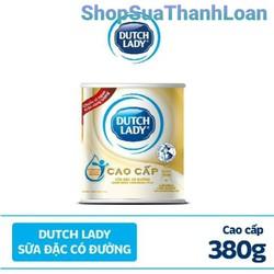 [HSD T12-2021] Sữa đặc Cao Cấp Dutch Lady - Lon 380gr