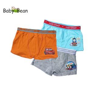 Set 3 chiếc quần Chíp Đùi bé traiBabyBean (3 Màu Khác Nhau) - BB400 thumbnail