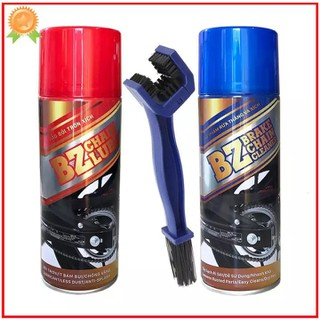 Bình xịt rửa Thắng và Sên Xích xe máy - XRX-1 thumbnail