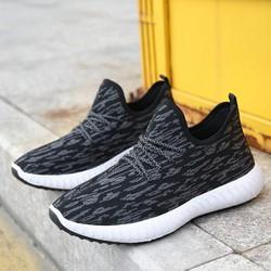 FREESHIP XẢ KHO - Giày thể thao,Sneakers nam thoáng khí đế cao su siêu êm