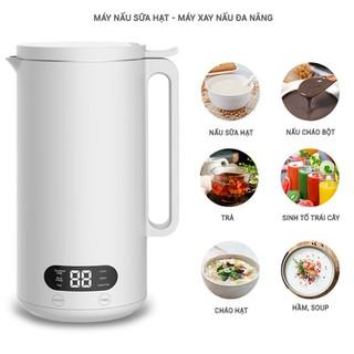 Máy làm sữa hạt đa năng, máy làm sữa đậu nành, máy nấu cháo, máy xay đun nấu đa năng - MAYXAY-BK302 thumbnail
