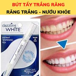 Bút Tấy Trắng Răng DAZZLING WHITE  Mỹ- Hôi Miệng- Chảy Máu Chân Răng- Ê Buốt Chân Răng- Bút Tấy Trắng Răng DAZZLING WHITE  Mỹ