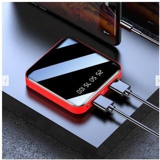 Sạc dự phòng vuông 20000mAh,sạc có đèn pin và hiển thị % pin - 123123-QUOCBAO-001 thumbnail