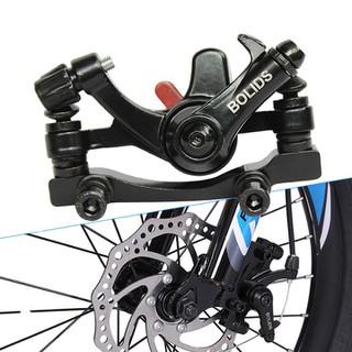 Phanh đĩa xe đạp Bolids F-180 R-160 - PHSDNH thumbnail