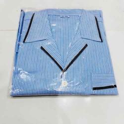 Đồ Bộ Pijama Nam Pilama Trung Niên Đồ Bộ Ngủ Tay Dài Ông Già Mặc Nhà