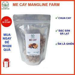 [FREESHIP] Mứt me cay Đà Lạt 250g, Đặc sản Đà Lạt đồ ăn vặt  chua cay ngon ngọt ăn là ghiền