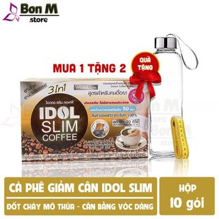 Cà Phê Giảm Cân Idol Slim - Cà Phê Giảm Cân Idol Slim thumbnail