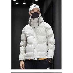 áo khoác phao nam siêu dày ấm áp