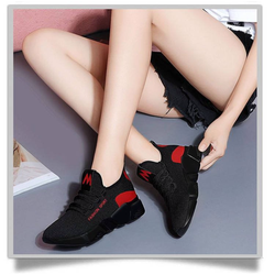 Giày Sneaker Giày Nữ Mẫu Mới BAZAS - SOP412