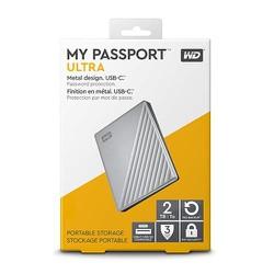 Ổ CỨNG DI ĐỘNG W.D MY PASSPORT ULTRA 2TB USB TYPE-C