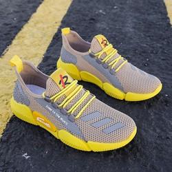 Giày thể thao nam hàn quốc nhiều mẫu kiểu dang thể thao nặng động mâu hót 2020
