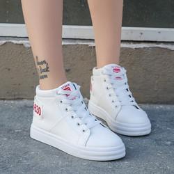 Giày Sneaker - Giày Nữ Thời Trang Mẫu Mới BAZAS - SR049