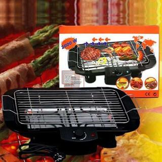 Bếp nướng BBQ - bếp nướng không khói (Electric Barbercue Grill-Hot) - BẾP_SHOPQB_BBQ_21 thumbnail