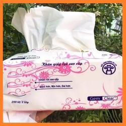 Set 5 bịch khăn giấy ăn Hàng không xịn xò