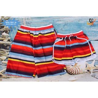 Quần gia đình đi biển NỔI BẬT QDB11 - 3328996063 thumbnail