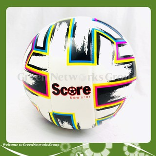 Quả bóng đá Score số 4 chất liệu da Pu Greennetworks - 0101050200525 thumbnail