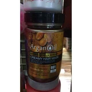 hấp tóc keratin argan oil - hapdauargan thumbnail