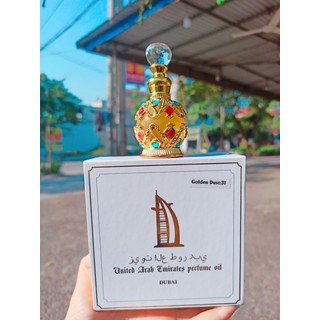 TINH DẦU NƯỚC HOA DUBAI MÙI GOLDEN DUST - TINH DẦU NƯỚC HOA DUBAI MÙI GOLDEN DUST thumbnail