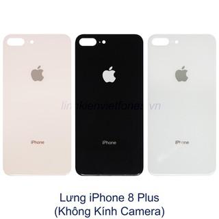 Nắp Lưng iPhone 8 Plus (T, Đ, V) không kính camera Zin Hãng - u23xr thumbnail