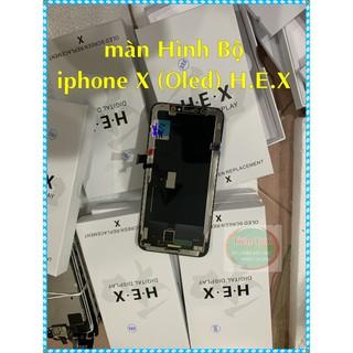 Màn Hình Bộ iphone X (Oled) H.E.X (Hàng đẹp ) Zin Hãng - u05xr thumbnail