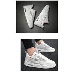 Giày sneaker nam- giày thể thao nam- giày nam phong cách hàn quốc - phong cách trẻ trung năng động.