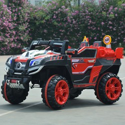 Xe ô tô điện trẻ em nel 803 2 chỗ ngồi mạnh mẽ kiểu dáng địa hình siêu khỏe