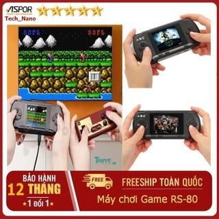 Máy chơi games cầm tay RS-80 300 trò - máy chơi games RS-80 thumbnail