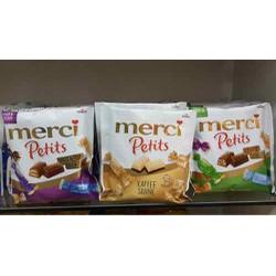 Kẹo chocolate Merci Petits Đức, gói 125 gam