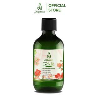Toner chiết xuất tinh dầu Hoa Hồng 300ml JULYHOUSE - Toner300 thumbnail