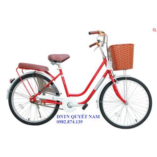 Xe đạp Thống nhất nữ LD 24 - LD24 thumbnail