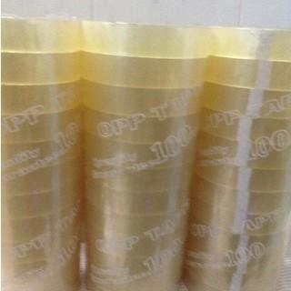 Băng keo đóng hàng trong 2p4 -12 cuộn -1kg2 - Keo2p thumbnail