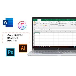( SIÊU MỎNG ĐẸP) Laptop HP Pavilion 15 cs0016TU Hàng đẹp hàng rẻ Số lượng có hạn - Pavilion 15 cs0016TU thumbnail