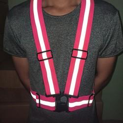 Dây phản quang đi phượt bảo vệ tránh tai nạn
