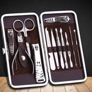 Bộ cắt móng tay 12 món - BCM01 thumbnail