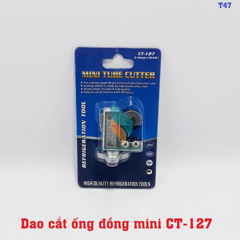 Dao cắt ống đồng mini CT-127
