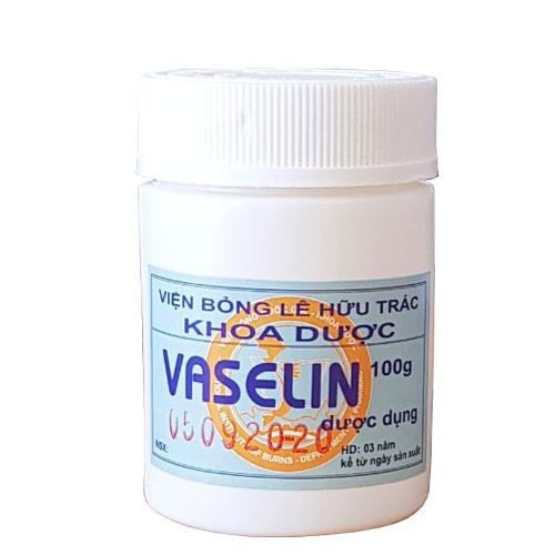 Kem Chống nẻ Vaselin Viện Bỏng - Kem Nẻ Cực Tốt
