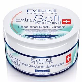 Kem dưỡng sáng da Eveline Soft Extra Soft Whitening - KDDE thumbnail