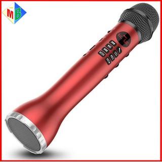 Micro Karaoke Bluetooth Kèm Loa L598 Chính Hãng Cho Điện Thoại, Máy Tính Bảng - l598 thumbnail