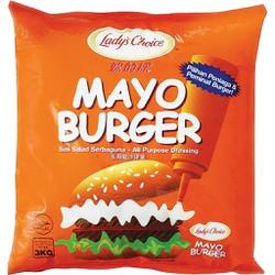 Xốt mayonnaise ladys choice Knorr 3kg