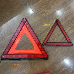 Biển cảnh báo tam giác phản quang