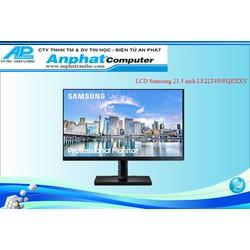 Màn Hình Viền Mỏng Samsung LCD 21.5'' LF22T450FQEXXV (FHD, 60Hz, IPS, 4ms) Chính Hãng Bảo Hành 24 Tháng