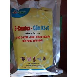 B-COMLEX-CỐM K3+C cốm siêu tan 1kg gói - 186 thumbnail