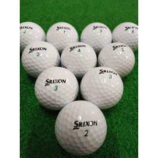 Combo 10 bóng golf Srixon chính hãng - độ mới 90-95% - 6666666 thumbnail