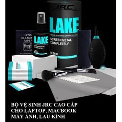 Bộ Vệ Sinh JRC Cao Cấp 9 in 1 cho Laptop, Macbook, Máy Ảnh, Cửa Kính