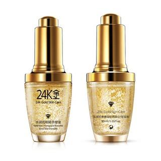 COMBO 2 CHAI Serum vàng 24k Bioaqua dưỡng da - TK007 thumbnail