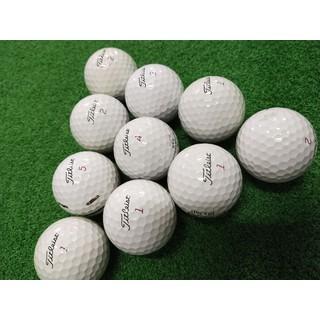 Combo 10 bóng golf Titleist Pro chính hãng - độ mới 60-69% - 88888 thumbnail