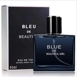 [QUÀ ĐỈNH 0Đ] Combo 2 chai Nước hoa nam Chính Hãng Blue De Beautiful 50ml Nh08 - TẶNG nước hoa mini 30K