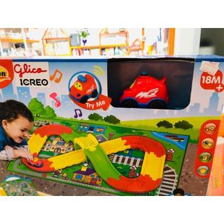 Bộ đồ chơi lắp ghép đường đua Winfun - 0040 thumbnail