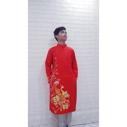 áo dài nam