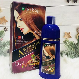 Dầu gội nâu tóc Bibop - GN-01 thumbnail